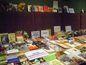 The 'Odds & Sods' section (non-fiction) & foreign languages