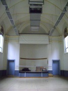 Being a former church the EPEE building boasts a wonderful sport for extracurricular activities such as sports & music