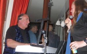Nigel Griffiths Debbie MacKenzie live